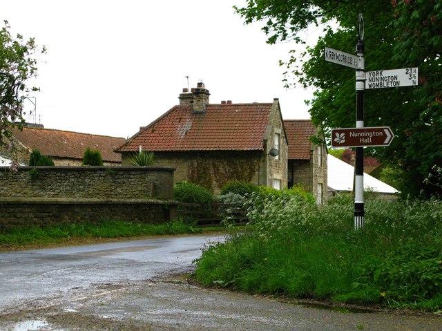 Welburn Manor Farm